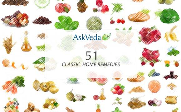 51 Classic Ayurvedic Remedies