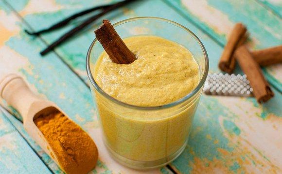Ayurveda s Turmeric Milk: