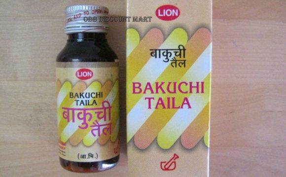 Bakuchi Babchi Aceite Vitiligo
