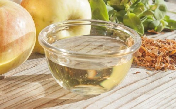 Apple Cider Vinegar for