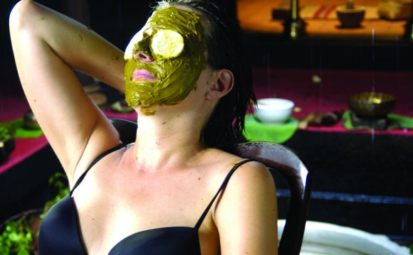 Ayurvedic Face Mask
