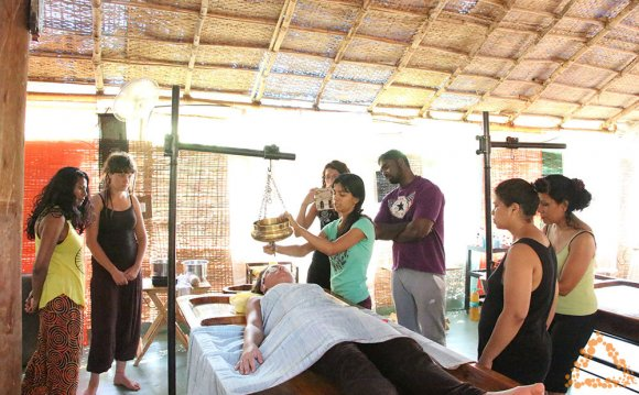 4 Weeks Ayurveda Course