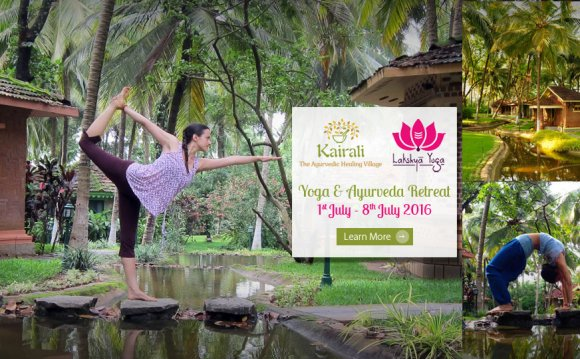 Yoga & Ayurveda Retreat 1st
