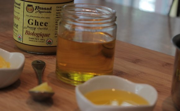 Ghee is liquid gold
