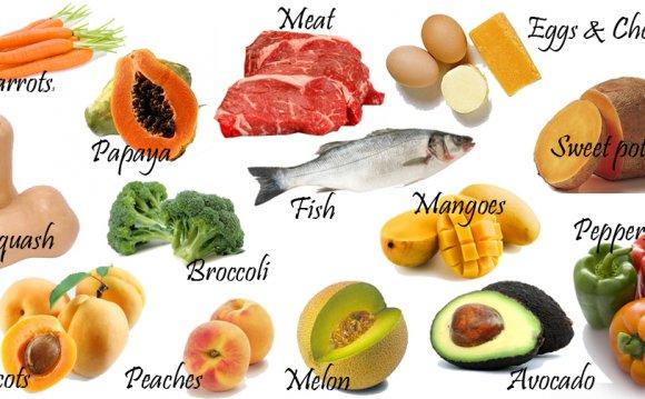 Vitamin A can prevent an
