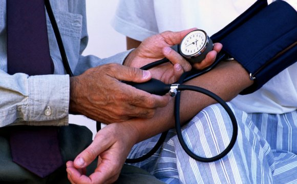 Blood pressure treatment in Ayurveda