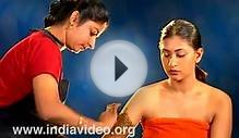 Ayurveda Beauty care Upanaha Sweda treatment Kerala
