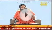 Ayurveda & Home Remedies -Swami Ramdev @PYP,Haridwar,Part-1