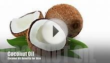 Coconut oil- health benefits