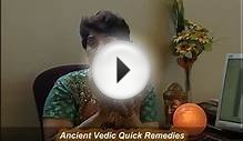 Dr Priya Punjabi Ancient Ayurvedic Quick Remedies Ep5