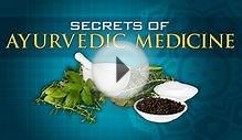 Secrets of Ayurvedic Medicine: What Your Body Type is