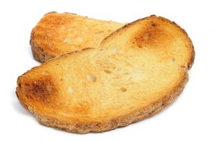weight loss tips toasted bread imge